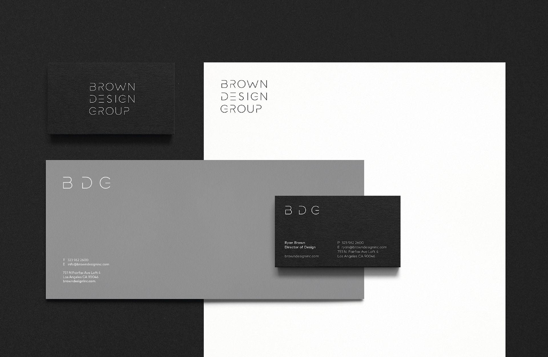 Brown Design Group On Behance Interior Design And Build Design Build Firm Web Development Design