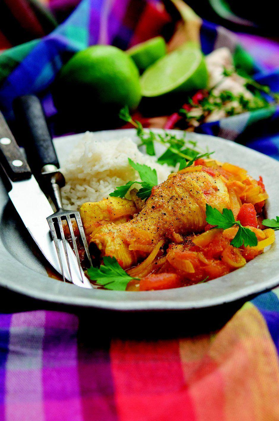 Kurkuma, Kakao, Koriander, Kokos Und Natürlich Vanille: Die Kreolische Küche  Besticht Durch Ihre Vielen Gewürze.