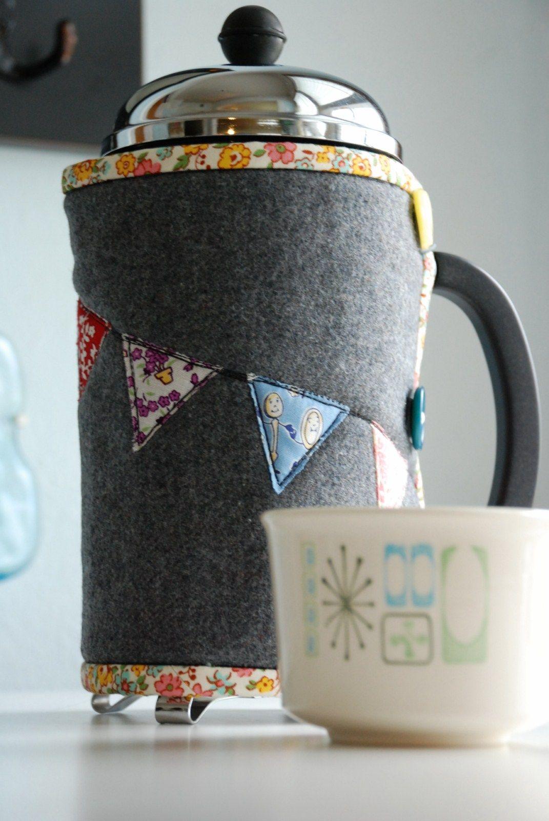 Coffee pot warmer Coffee sleeve, Coffee accessories, Mug