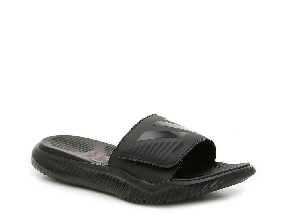 adidas Alpha Bounce Slide Sandal - Men