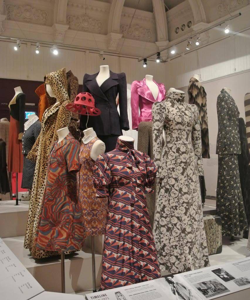 Biba And Beyond Iconic Vintage Fashion Exhibition In Brighton Biba Fashion Fashion Seventies Fashion