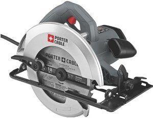 Porter Cable Pc15tcs 7 1 4 Inch 15 Amp Heavy Duty Circular Saw Porter Cable Best Random Orbital Sander Circular Saw