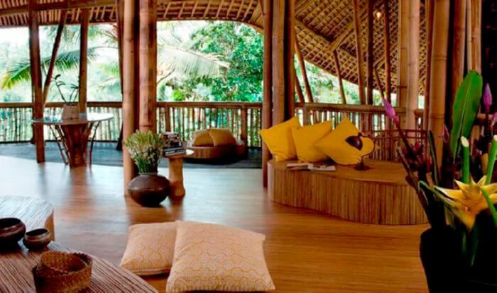 Bamboo Buildings Haus Design Style At Home Design Fur Zuhause
