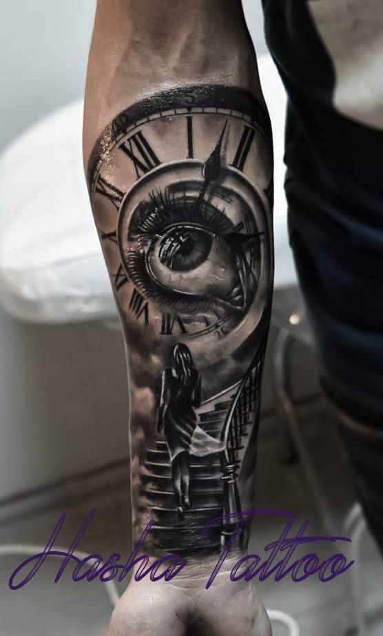 pingl par alex chevarie sur tattoo pinterest tatuajes de relojes tatuaje cartas et. Black Bedroom Furniture Sets. Home Design Ideas