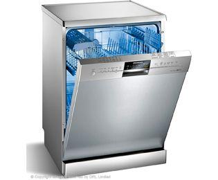 Siemens Iq 300 Sn26m831gb Freestanding Standard Dishwasher Inox