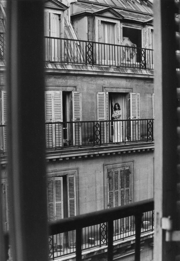 Párizs, Július 12, 1975 (Fotó: André Kertész / Stephen Bulger Gallery)