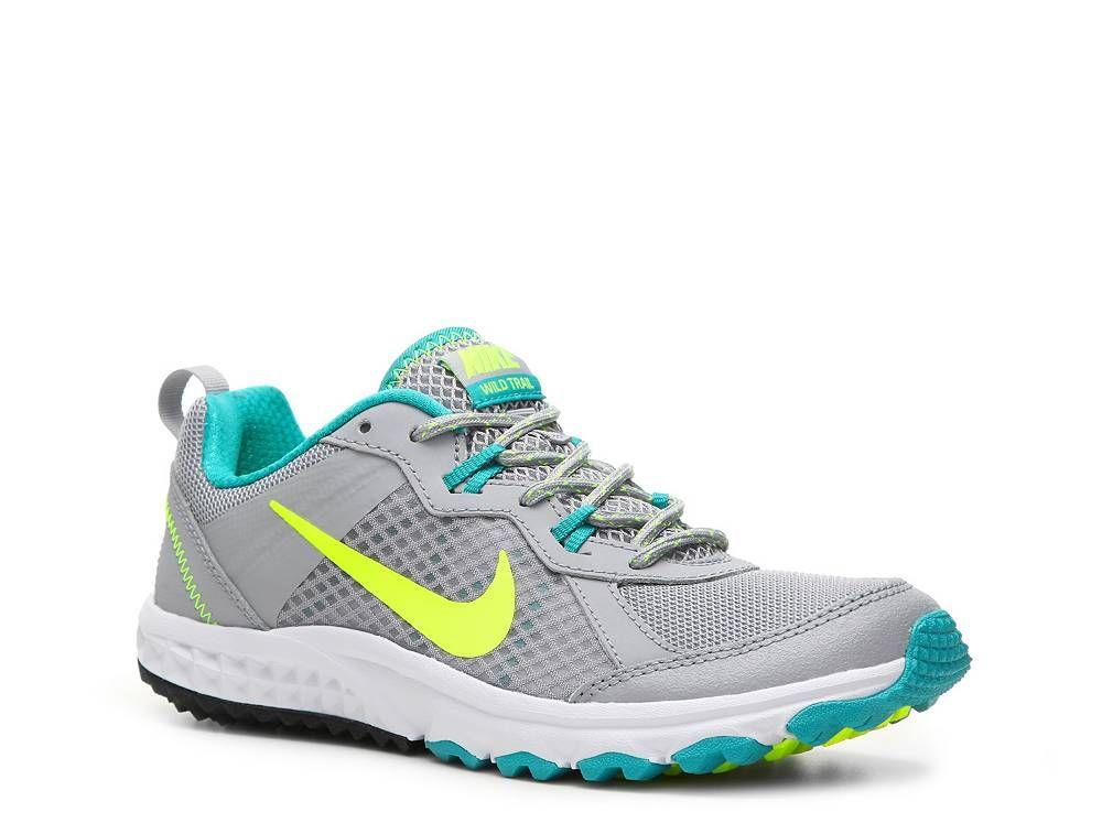 Nike Wild Trail Lightweight Trail Running Shoe - Womens | DSW