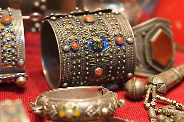 bijoux marocain traditionnels en 2019
