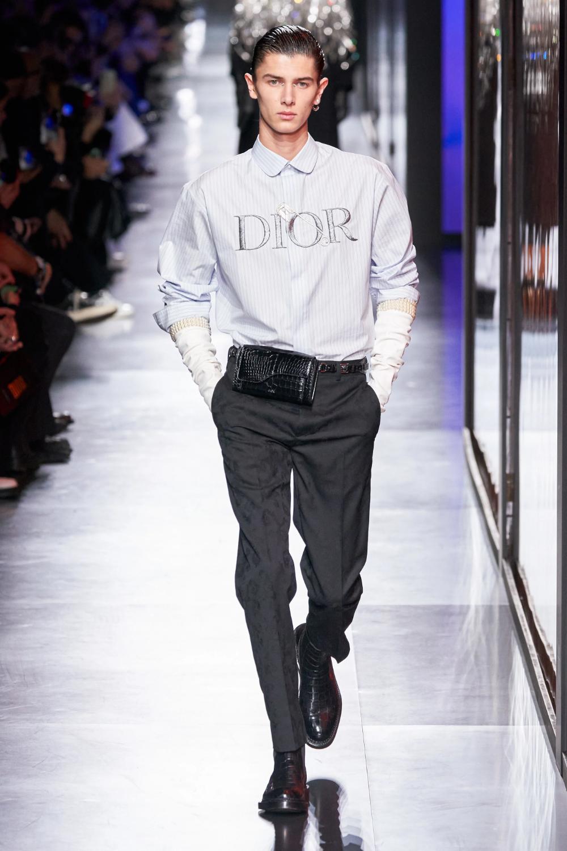 Photo of Dior Men Fall 2020 Menswear Fashion Show