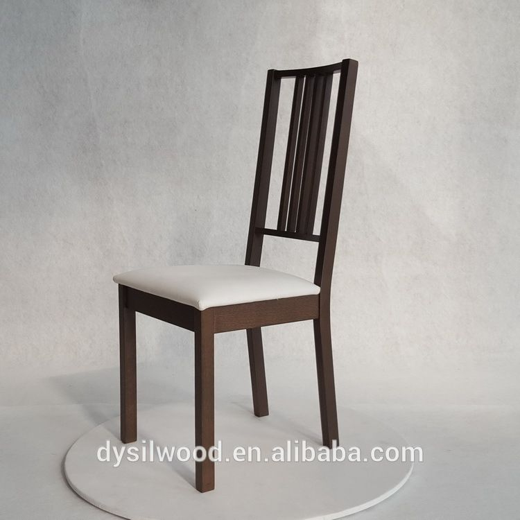 China Manufacture Modern Solid Wood Dining Room Chairs For Sale