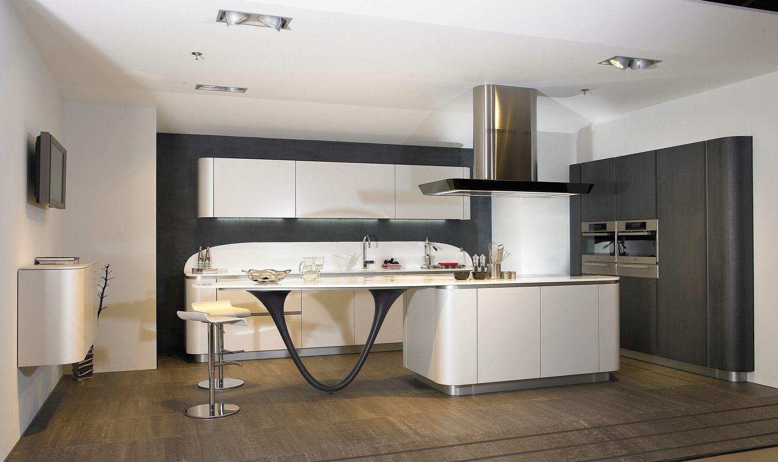 Italiaans Design Keuken : Nieuwste keukenmodel van snaidero ola by tieleman keukens