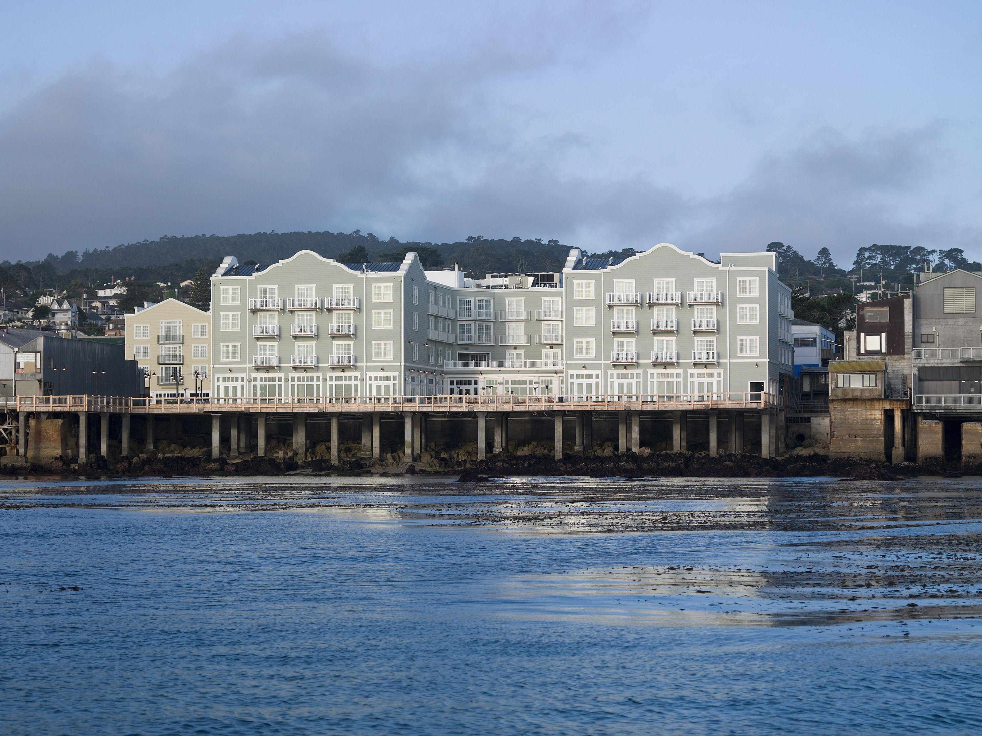 The Clement Monterey Hotel Honeymoon Stay