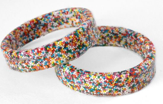 how to make resin bangles