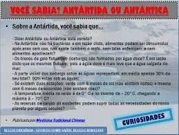 Resultado de imagem para antarctica ou antartida