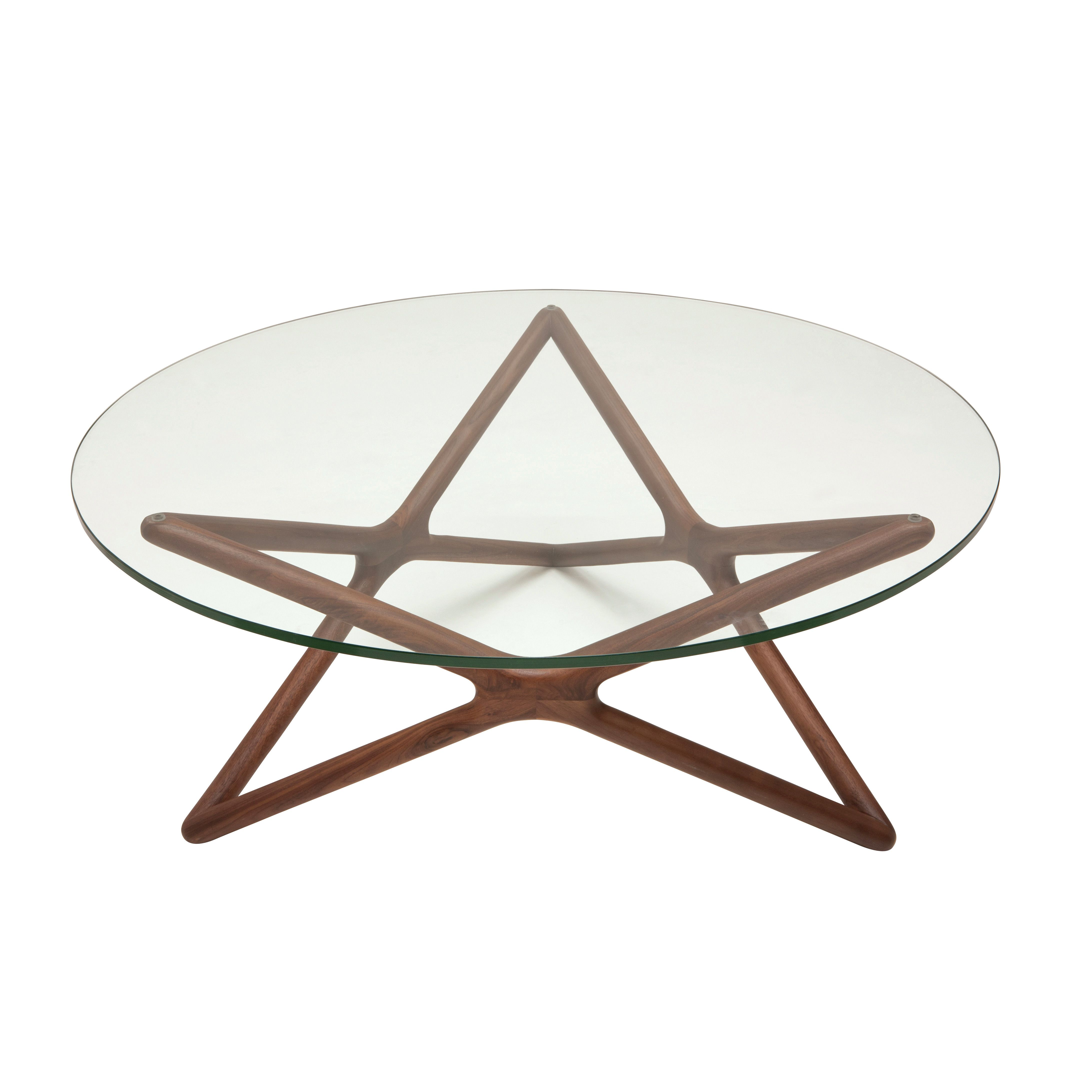 Modern wood side table  Estrella Coffee Table  INTERIORS Furniture u Decor  Pinterest