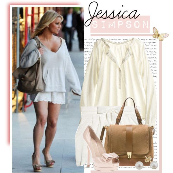 """Jessica Simpson"" by biablumtritt on Polyvore"