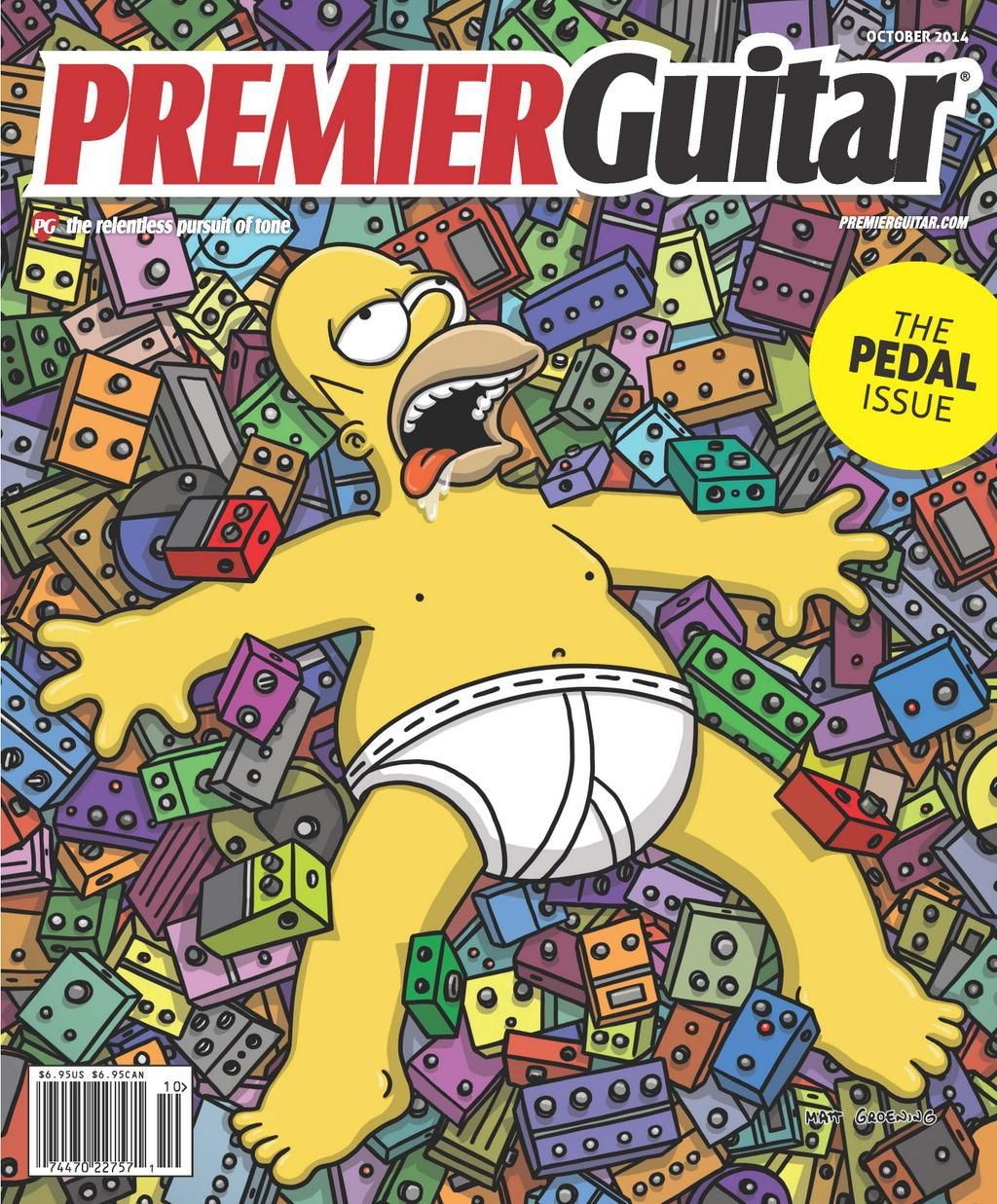 96b1ee4f10afe66dc07797d9205fbc94 homer simpson & guitar pedals front cover of premier guitar 3-Way Switch Wiring Diagram for Switch To at gsmx.co