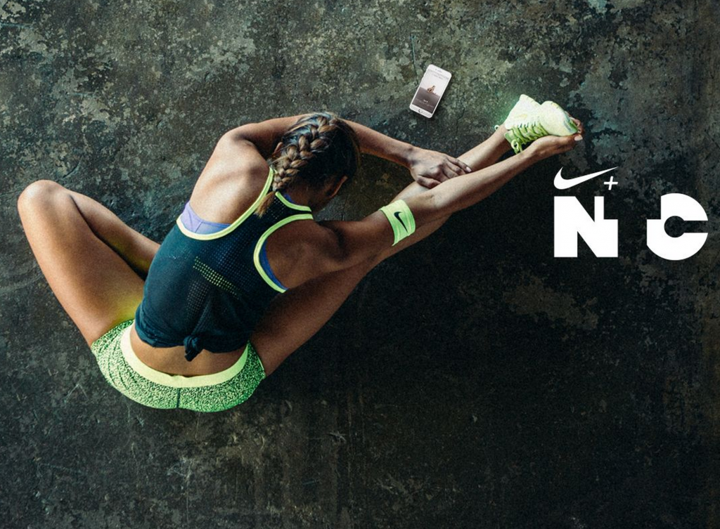caligrafía ducha Sembrar  Nike Training Club – Tu entrenador personal móvil | The Line | Entrenador  personal, Entrenamiento, Nike