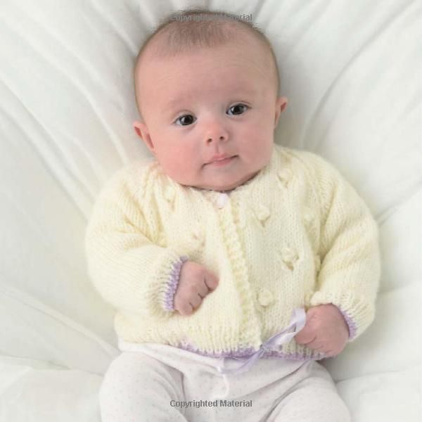 Amazon.com: Cutest Ever Baby Knits: Over 20 Adorable Projects to ...