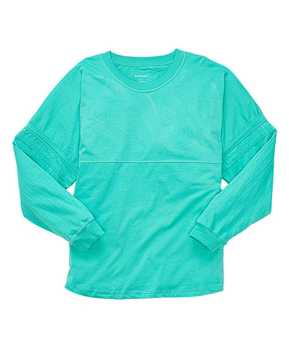 Another great find on #zulily! Boxercraft Teal Pom-Pom Jersey Lounge Top - Plus Too by Boxercraft #zulilyfinds
