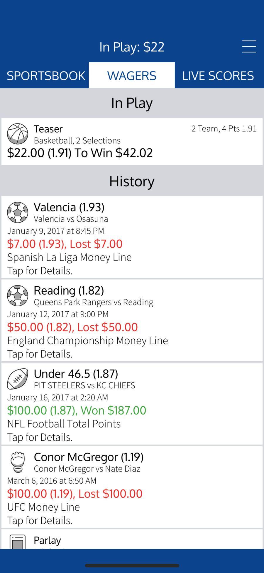Sports Betting鈩?20iosappsappEntertainment Sports