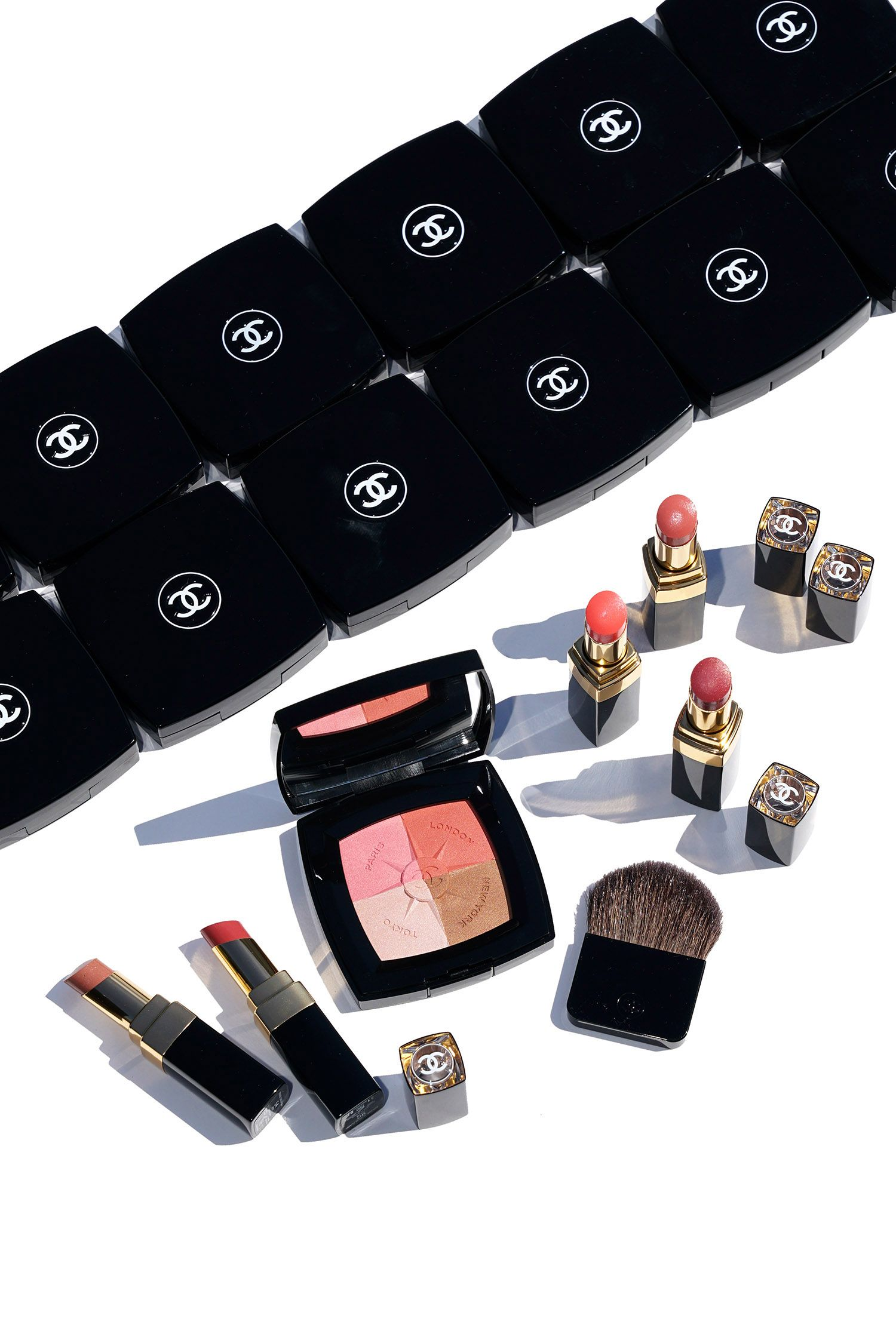 Chanel Rouge Coco Flash and Voyage de Chanel Travel