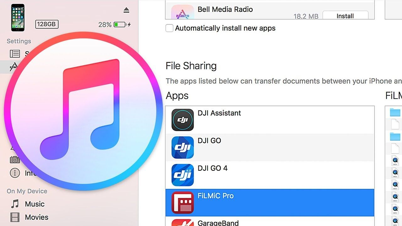 How To Get Music Off Iphone To Itunes Library