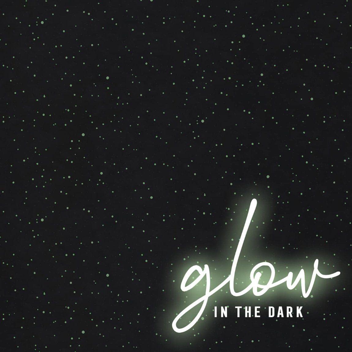Glow In The Dark Constellation Wallpaper Kids Wallpaper B M Dark Wallpaper Glow In The Dark Moody Wallpaper