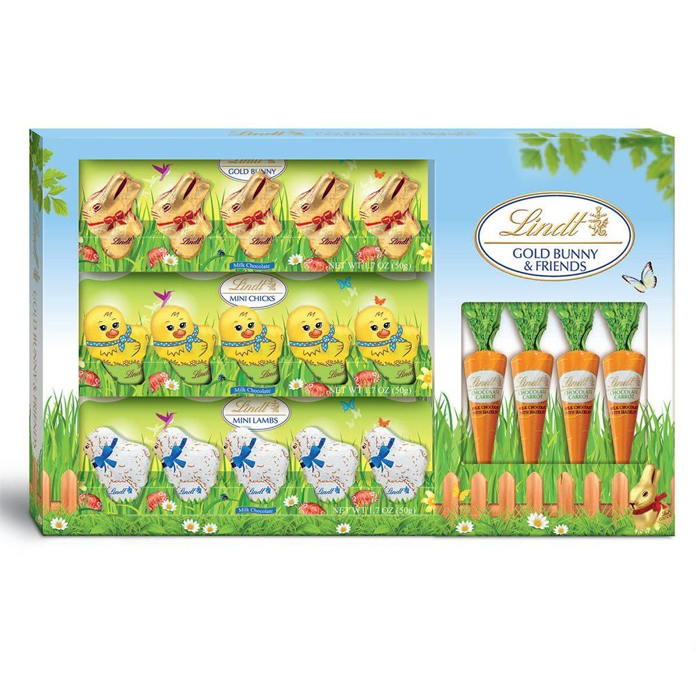Amazon lindt easter chocolate novelty pack 72 ounce amazon lindt easter chocolate novelty pack 72 ounce grocery gourmet food negle Image collections