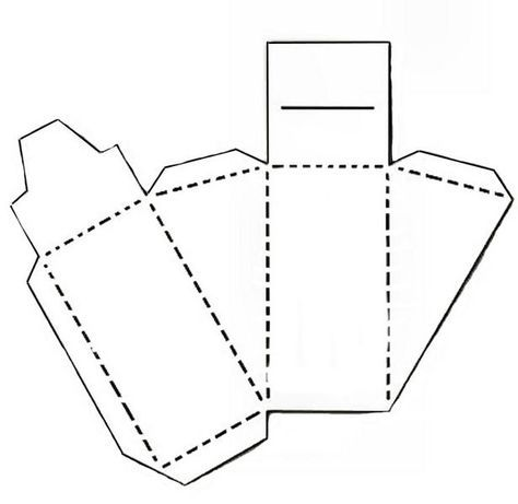 022a Jpg 616 600 Tortenstuck Basteln Mit Papier Vorlagen Torten Basteln Schachteln Basteln