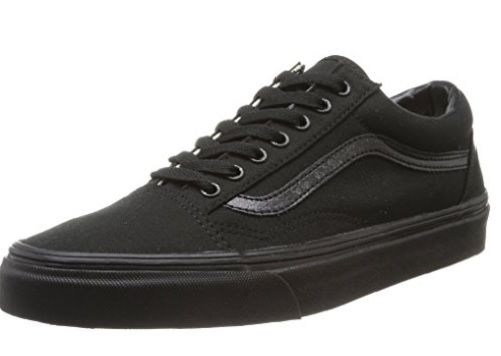 Zapatillas Vans Old school negra #Vans #Zapatillas