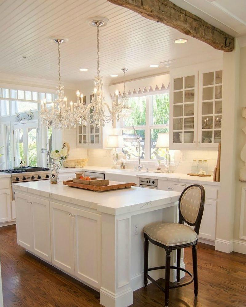 kitchen island chandeliers | Kitchen remodel, Kitchen ...