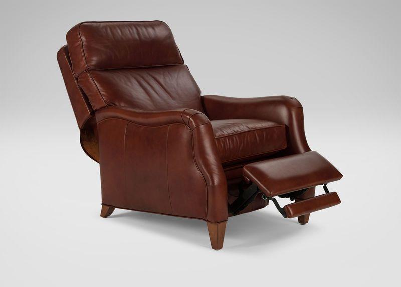 Superieur Aiden Leather Recliner Starts At $2500. Ethan Allen.