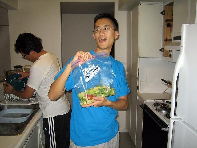 Dans le quotidien des orthorexiques, ceux qui veulent trop bien manger | VICE | France