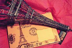 Ganbaroo loves Paris