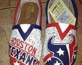 Houston  Texans Toms?!