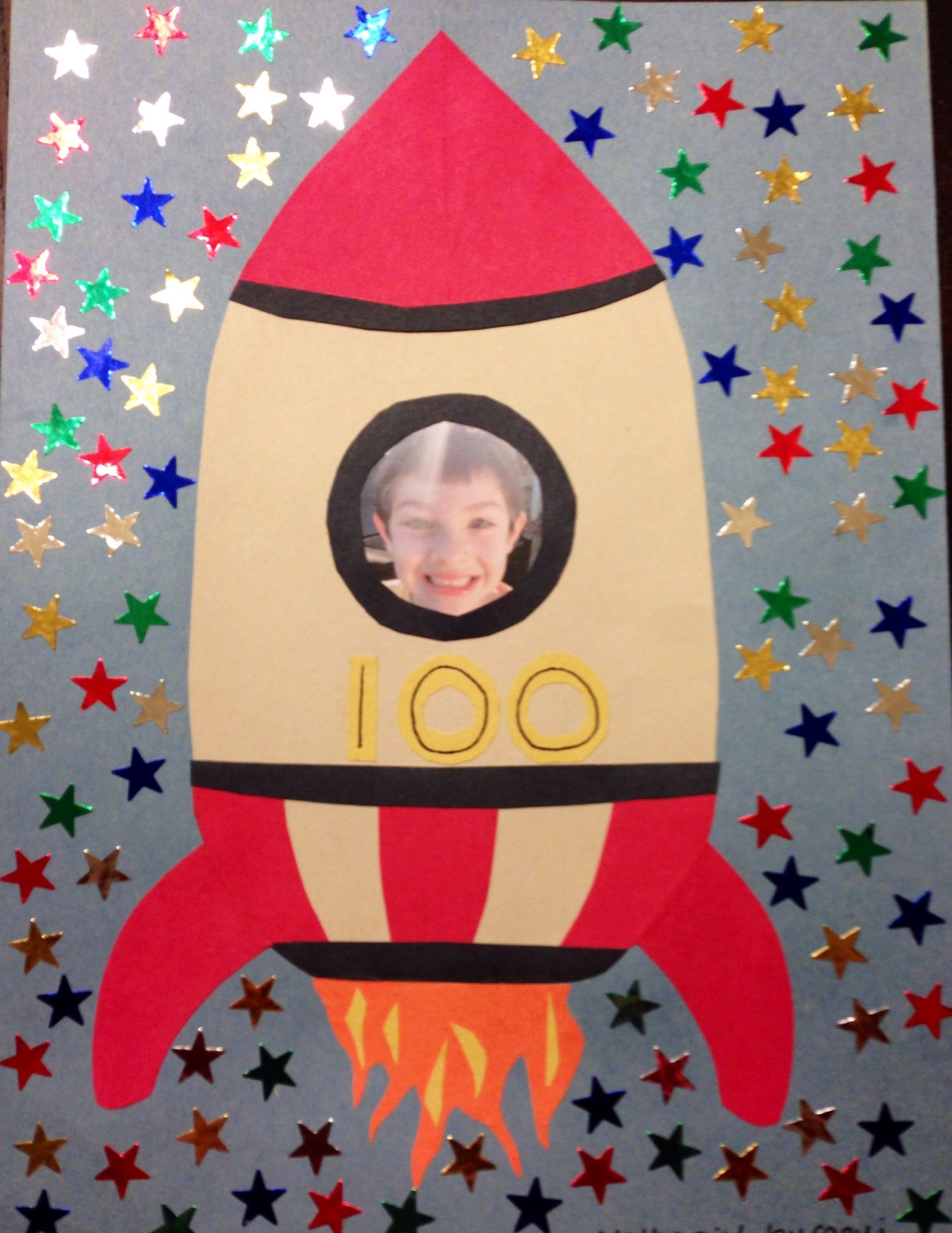 Nate S 100th Day Of School Project