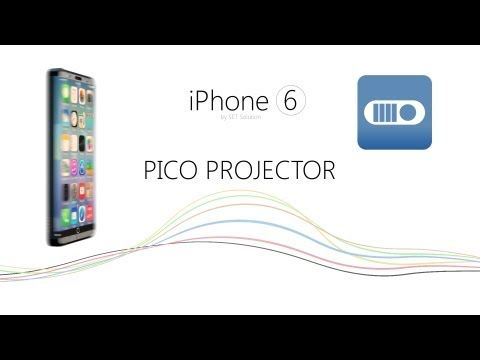 iPhone 6 Projector