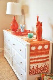 Home decoration #orange #homedecor #colors