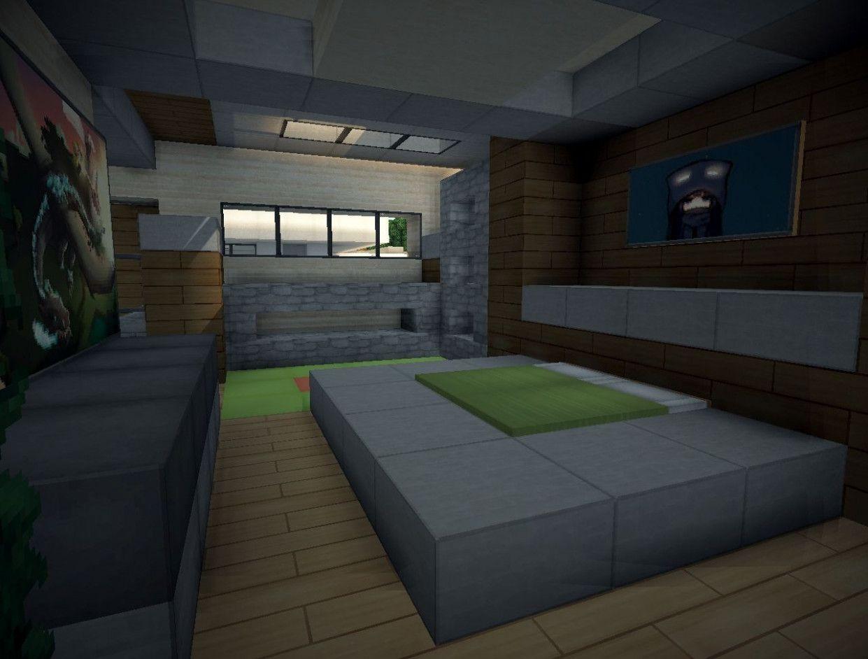 15 Grunde Warum Leute Minecraft Lieben Schlafzimmer Modern