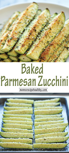 Photo of Delicious Baked Parmesan Zucchini Recipes {+video}