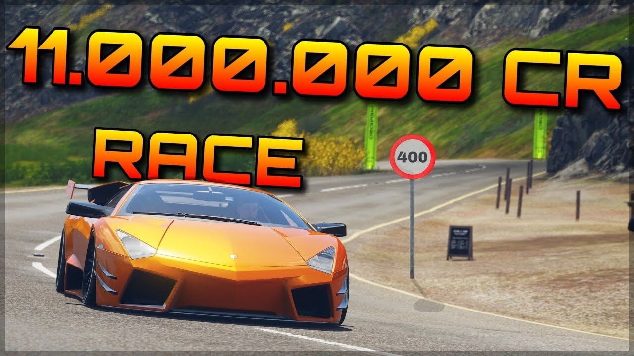 50 Laps Of Goliath In Forza Horizon 4 11 000 000 Cr Fastest