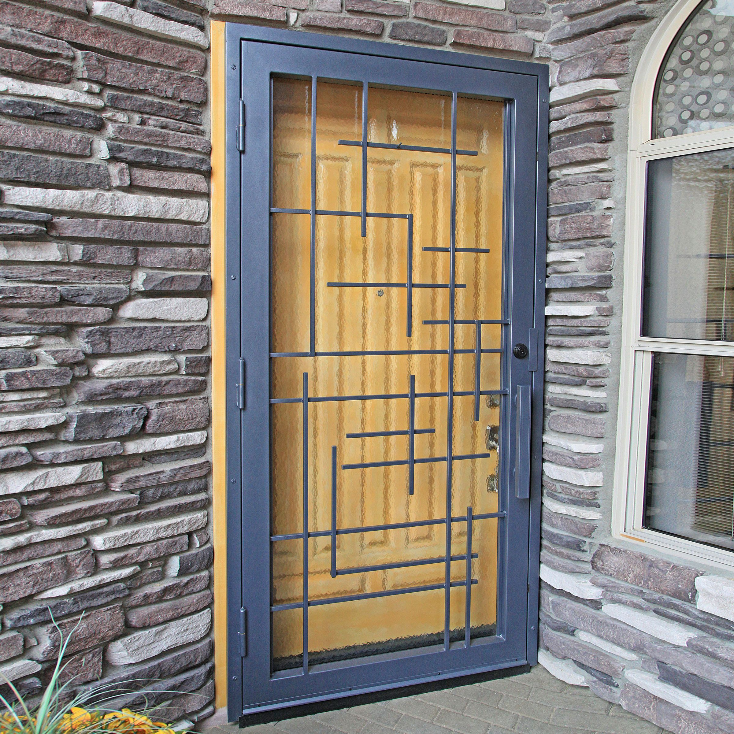 Tetris Exclusive First Impression Security Doors Security Screen Door Door Gate Design Grill Door Design