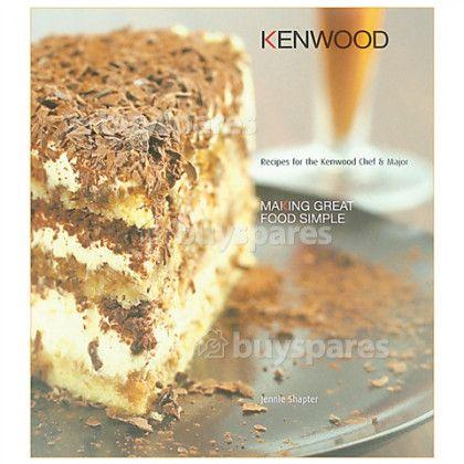 Kenwood recipes book kenwood chef food mixers accessories kenwood recipes book forumfinder Gallery