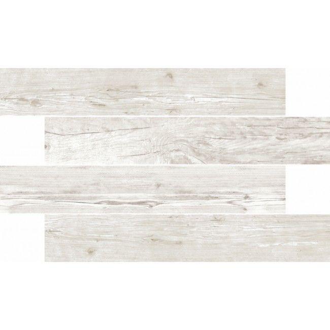 Sequoia Limed Oak White Wood Effect Tile  home ideas
