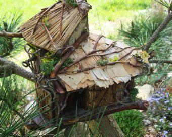 Perfect Fairy House U0027Petiteu0027 P 9: Indoor Outdoor Fairy By TheElfinPeddler