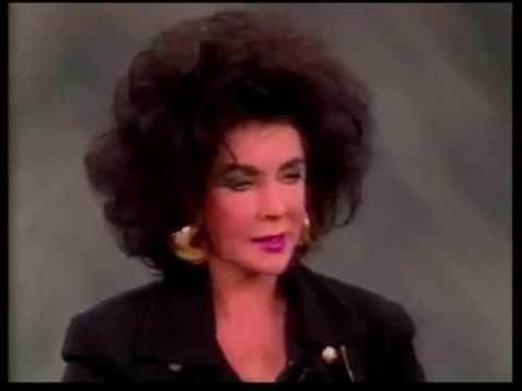 Elizabeth Taylor:Oprah Winfrey Interview NDE experience