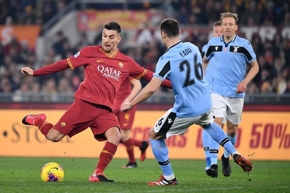 Roma e Lazio ficam apenas no empate pelo Campeonato ...