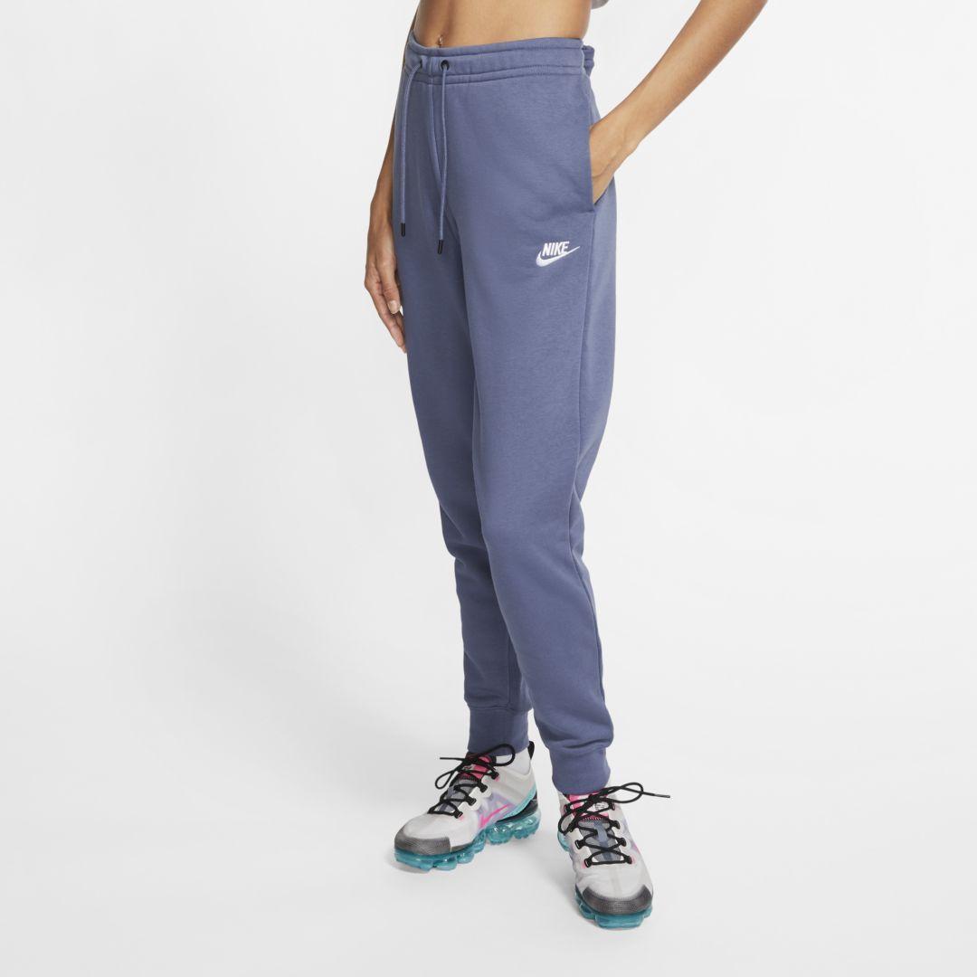 Nike Sportswear Essential Women's Fleece Pants (Diffused ...