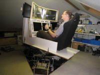 DIY Motion platform  #Make a flight simulator    #CNCRouter